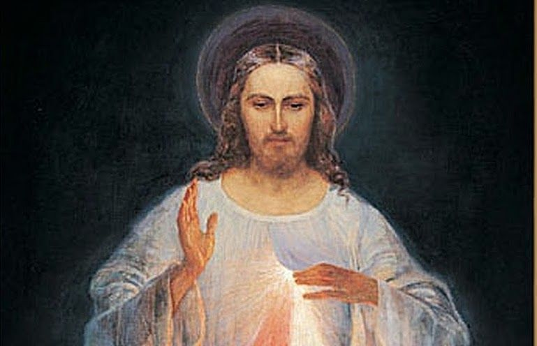 Fr. Adam's Homily - Divine Mercy Sunday