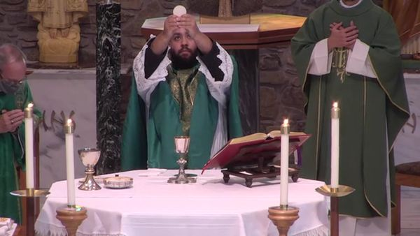 Fr. Alex's Homily - Mass of Thanksgiving | Padre Alex Homilía - Misa de Acción de Gracias