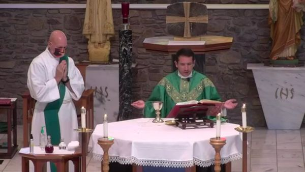 Tuesday Noon Mass - August 18, 2020