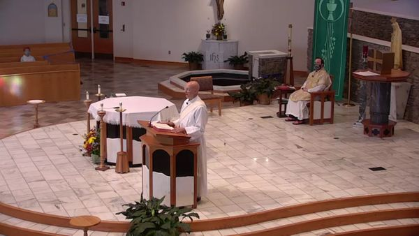 Tuesday Noon Mass - October 6, 2020