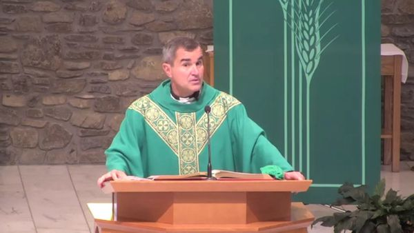 Fr. Pete's Homily - 30th Sunday in Ordinary Time