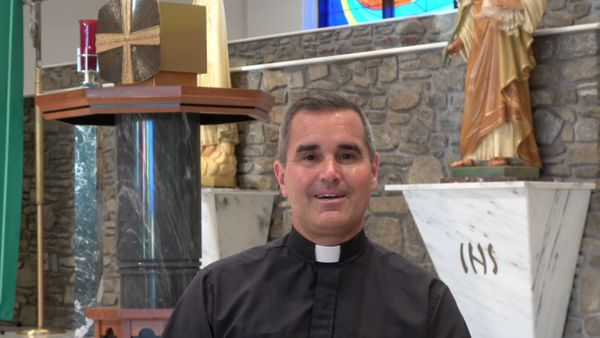 Fr. Pete's Invitation - Stewardship Appeal 2020