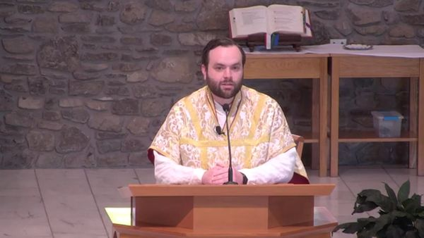 Fr. Adam's Homily - All Saints 2020