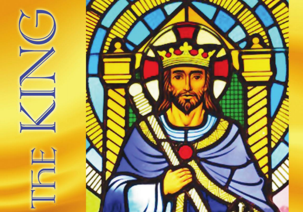 Bulletin for The Solemnity of Christ the King Sunday