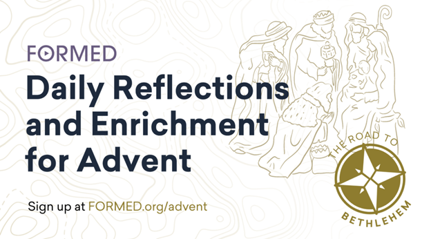 Daily Reflections and Enrichment for Advent