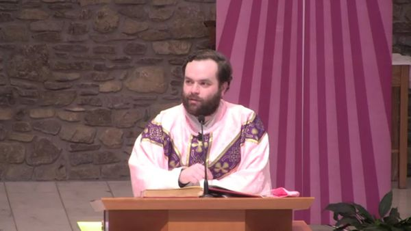 Fr. Adam's Homily - 3rd Sunday of Advent