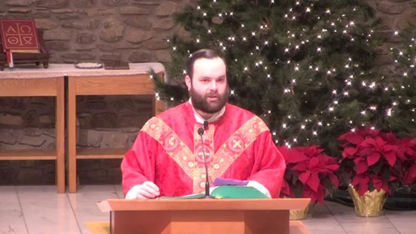 Monday Morning Mass - December 28, 2020