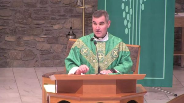 Fr. Pete's Homily - 3rd Sunday in Ordinary Time